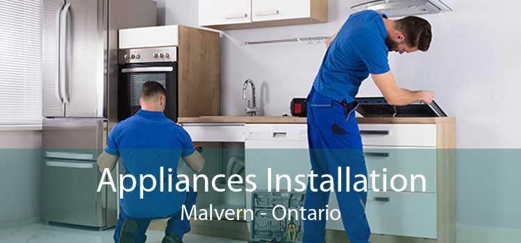Appliances Installation Malvern - Ontario