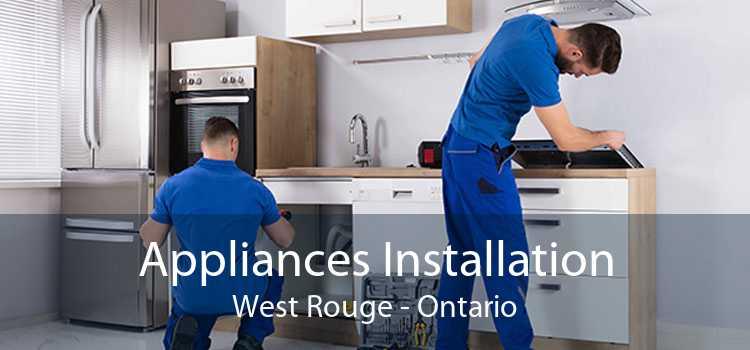 Appliances Installation West Rouge - Ontario