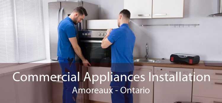 Commercial Appliances Installation Amoreaux - Ontario