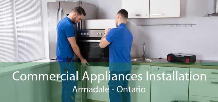 Commercial Appliances Installation Armadale - Ontario