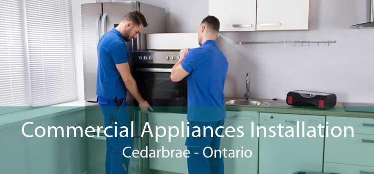 Commercial Appliances Installation Cedarbrae - Ontario