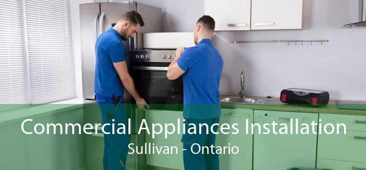 Commercial Appliances Installation Sullivan - Ontario