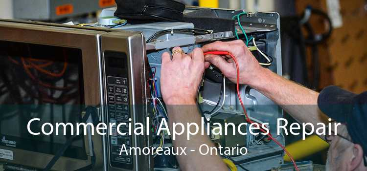 Commercial Appliances Repair Amoreaux - Ontario
