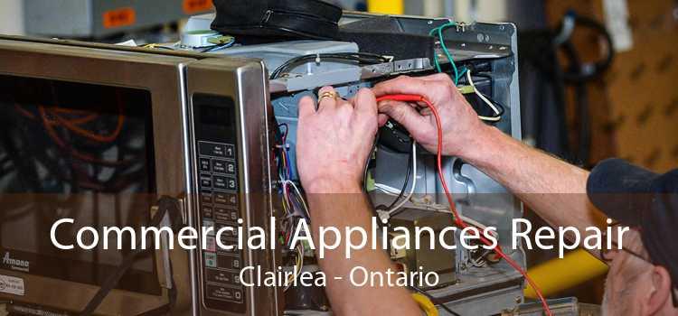 Commercial Appliances Repair Clairlea - Ontario