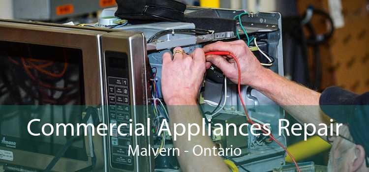 Commercial Appliances Repair Malvern - Ontario