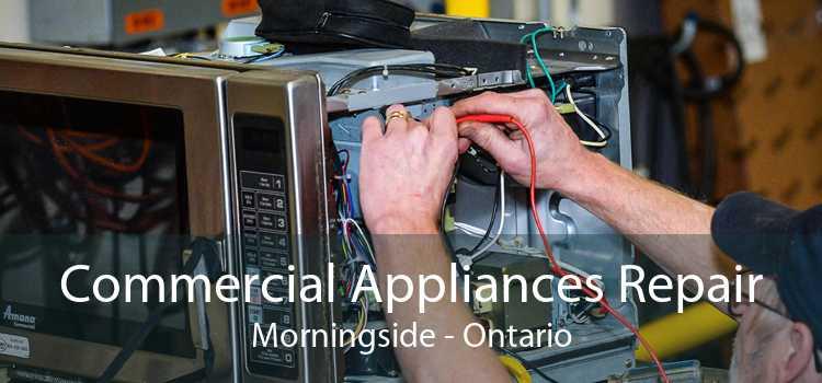 Commercial Appliances Repair Morningside - Ontario
