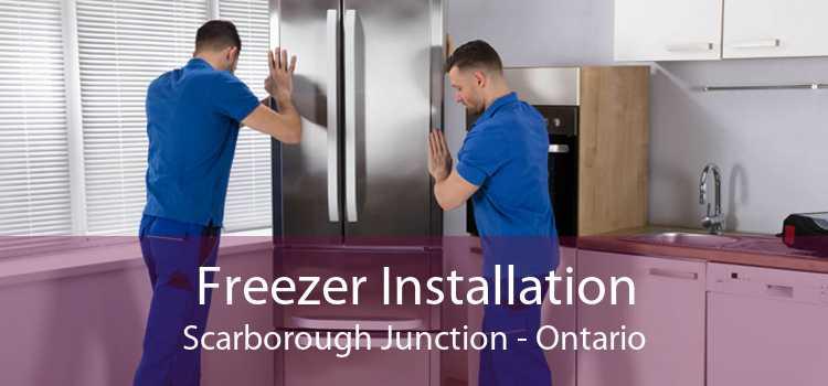 Freezer Installation Scarborough Junction - Ontario