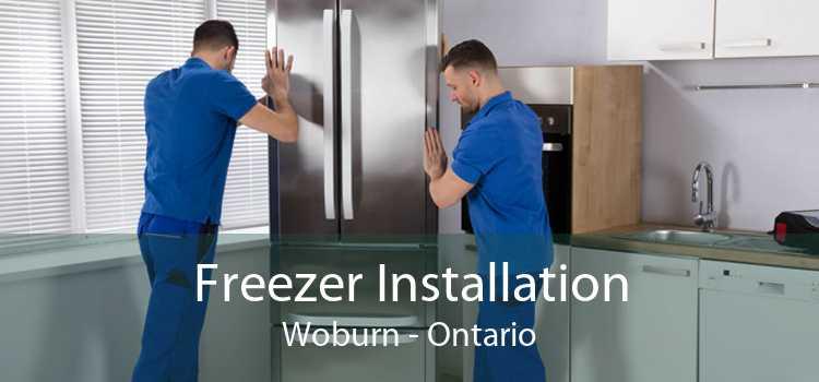 Freezer Installation Woburn - Ontario