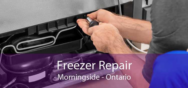 Freezer Repair Morningside - Ontario