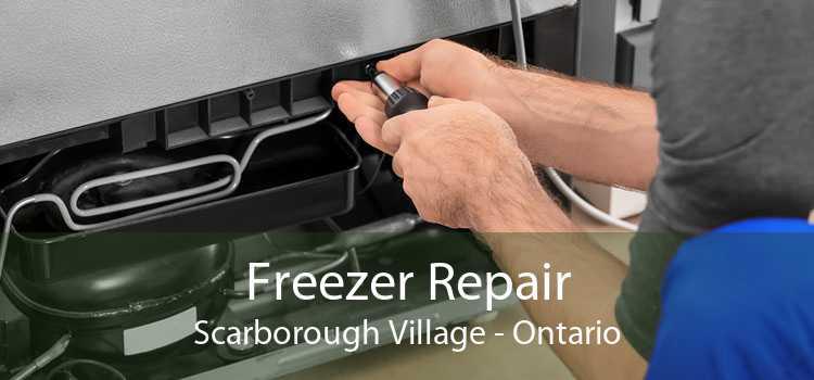 Freezer Repair Scarborough Village - Ontario