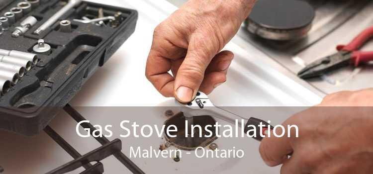 Gas Stove Installation Malvern - Ontario