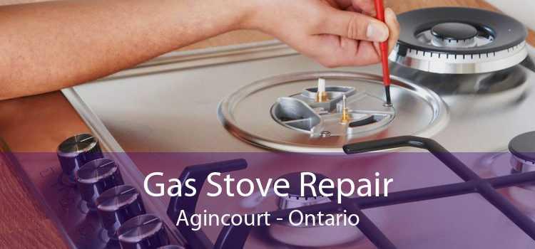 Gas Stove Repair Agincourt - Ontario
