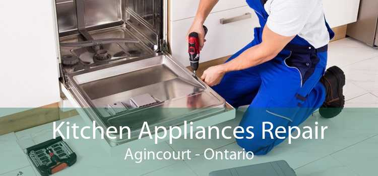 Kitchen Appliances Repair Agincourt - Ontario
