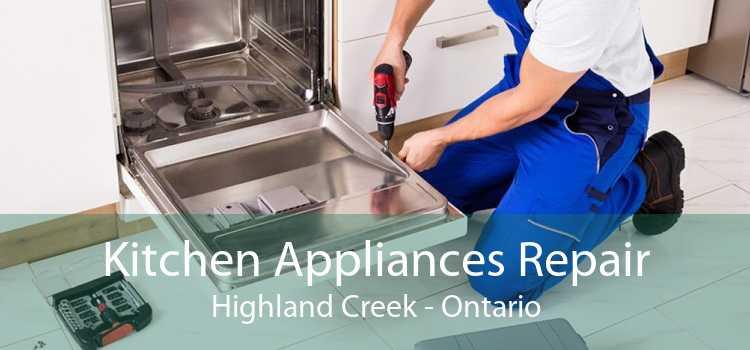 Kitchen Appliances Repair Highland Creek - Ontario