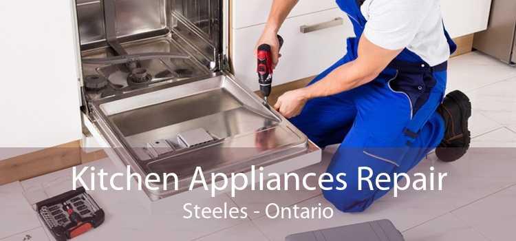 Kitchen Appliances Repair Steeles - Ontario