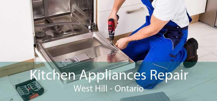 Kitchen Appliances Repair West Hill - Ontario
