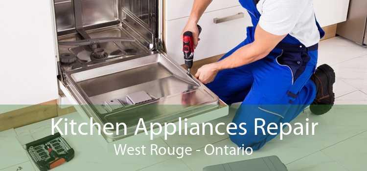 Kitchen Appliances Repair West Rouge - Ontario