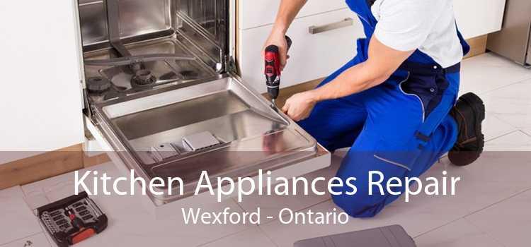 Kitchen Appliances Repair Wexford - Ontario