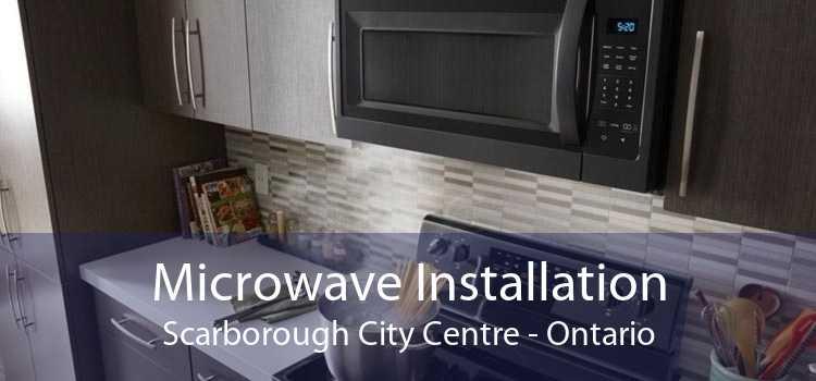 Microwave Installation Scarborough City Centre - Ontario