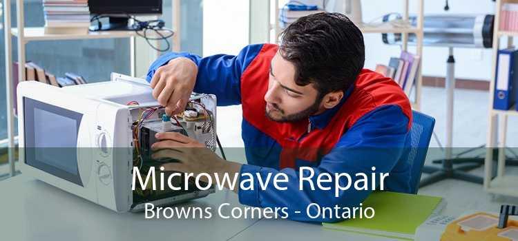 Microwave Repair Browns Corners - Ontario