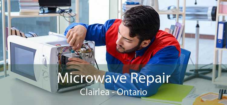 Microwave Repair Clairlea - Ontario