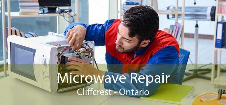 Microwave Repair Cliffcrest - Ontario