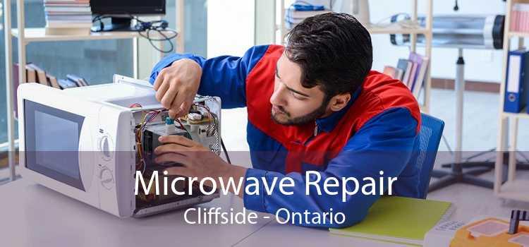 Microwave Repair Cliffside - Ontario