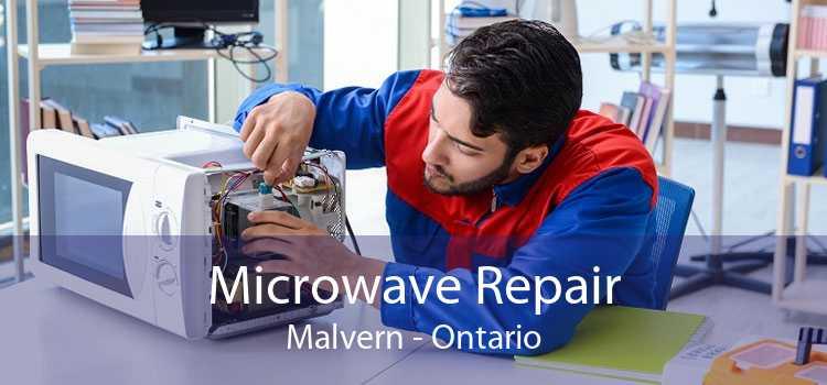Microwave Repair Malvern - Ontario