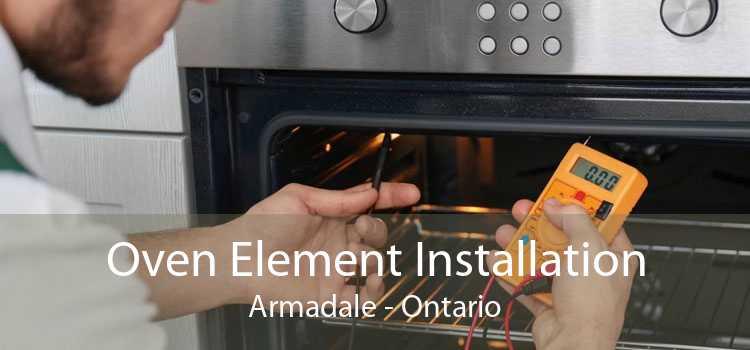 Oven Element Installation Armadale - Ontario