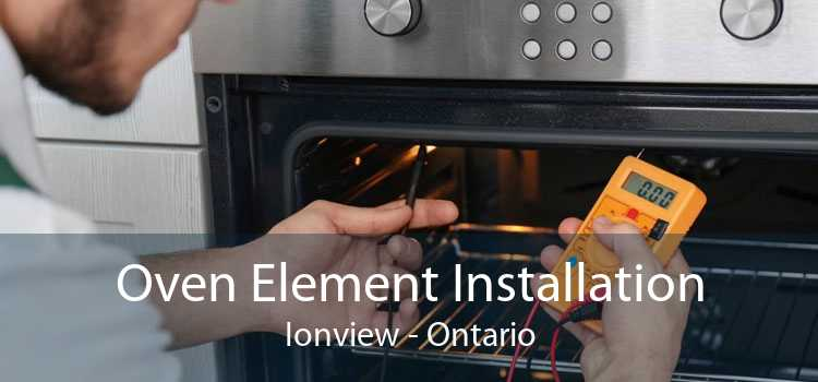 Oven Element Installation Ionview - Ontario