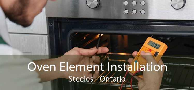 Oven Element Installation Steeles - Ontario