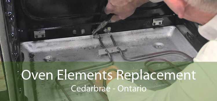 Oven Elements Replacement Cedarbrae - Ontario