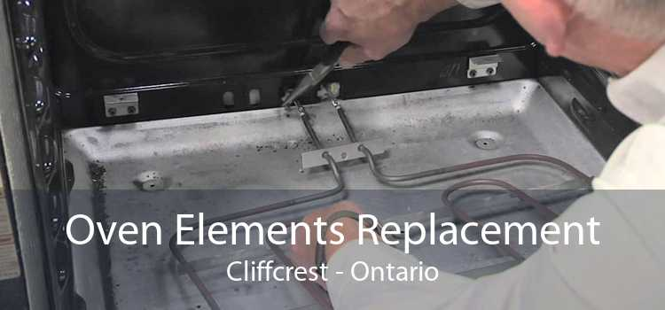 Oven Elements Replacement Cliffcrest - Ontario