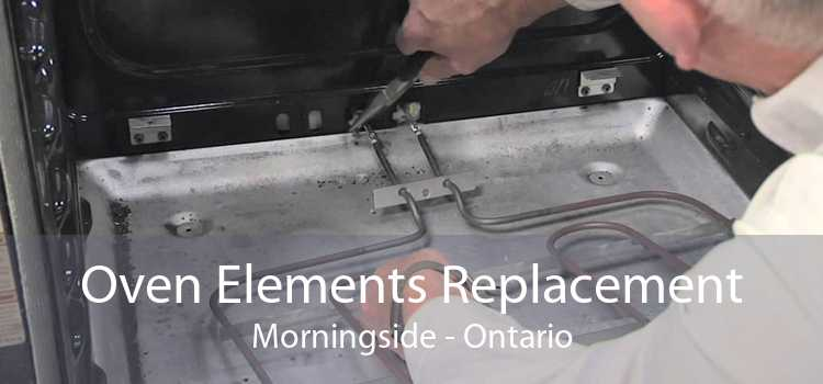 Oven Elements Replacement Morningside - Ontario
