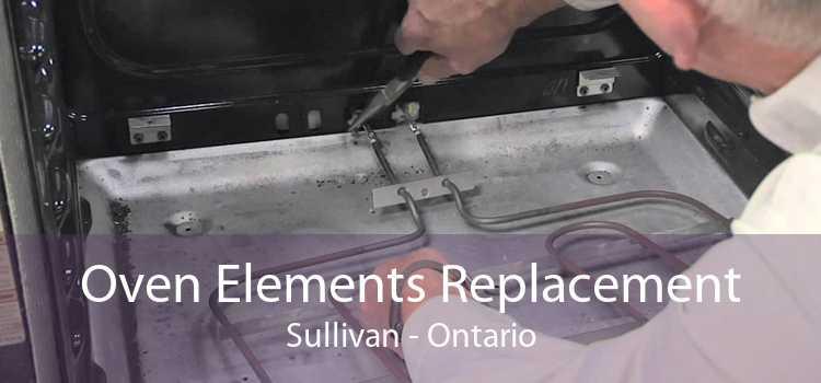 Oven Elements Replacement Sullivan - Ontario