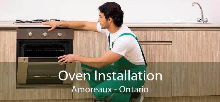 Oven Installation Amoreaux - Ontario