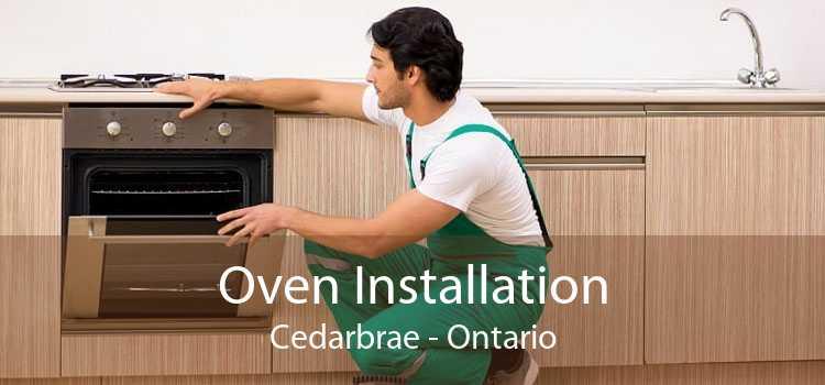 Oven Installation Cedarbrae - Ontario