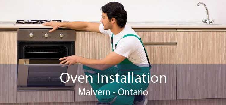 Oven Installation Malvern - Ontario