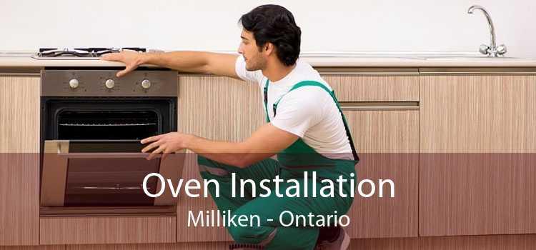 Oven Installation Milliken - Ontario