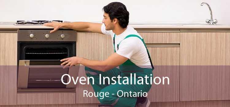 Oven Installation Rouge - Ontario