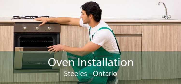 Oven Installation Steeles - Ontario