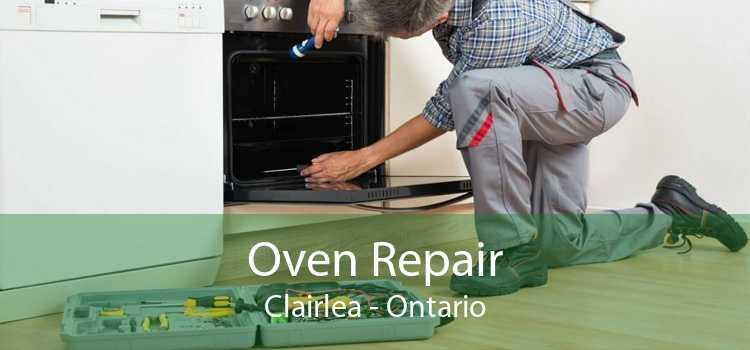Oven Repair Clairlea - Ontario