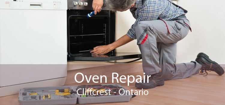 Oven Repair Cliffcrest - Ontario