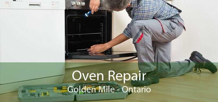 Oven Repair Golden Mile - Ontario