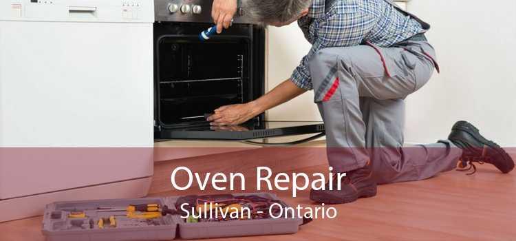 Oven Repair Sullivan - Ontario