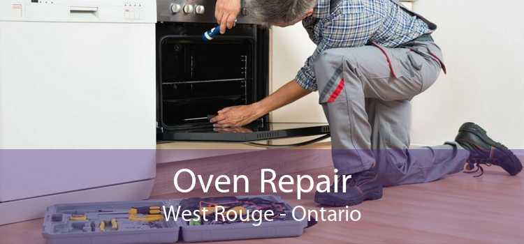 Oven Repair West Rouge - Ontario