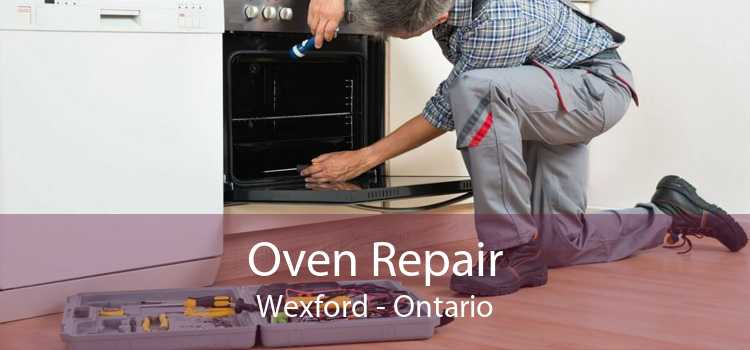 Oven Repair Wexford - Ontario