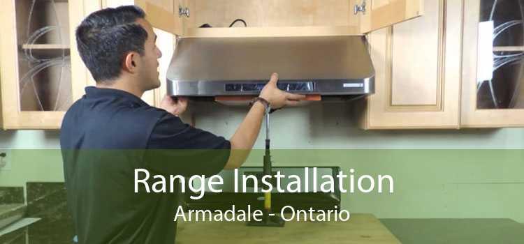 Range Installation Armadale - Ontario
