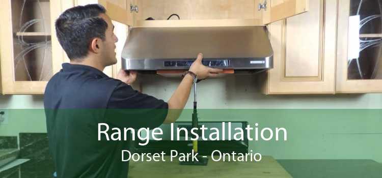 Range Installation Dorset Park - Ontario