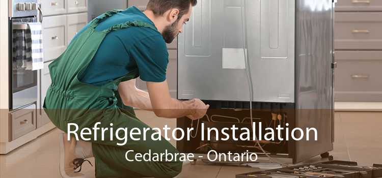 Refrigerator Installation Cedarbrae - Ontario